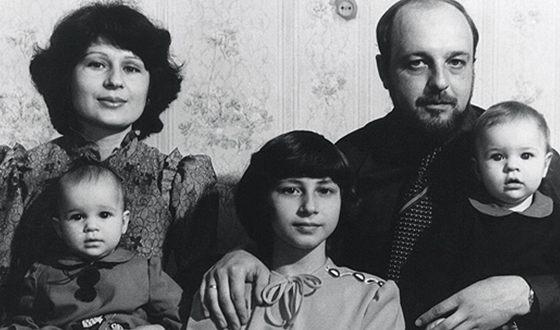 Семья Натальи Подольской