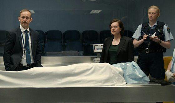 Элизабет Мосс в сериале «Вершина озера»