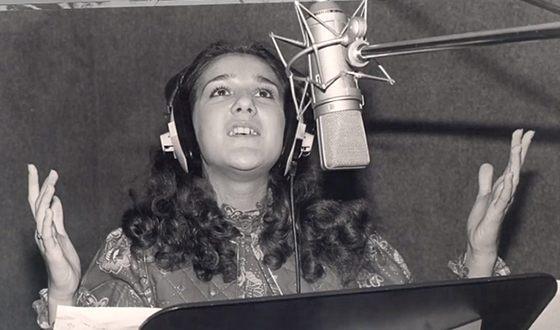 Свои первые песни Селин Дион пела в семейном ресторанчике