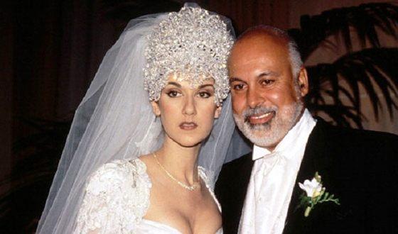 Свадьба Селин Дион и Рене Анжелила