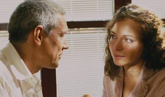 Александр Галибин и Екатерина Гусева в мелодраме «Он, она и я»