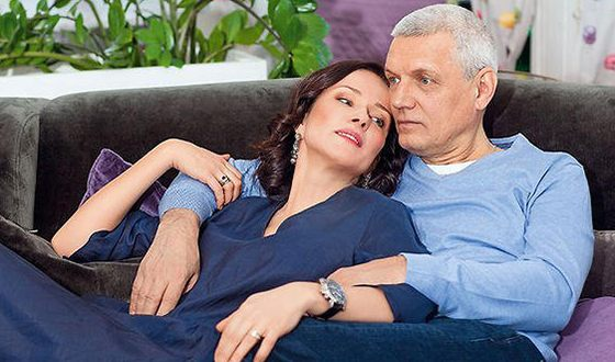 Александр Галибин и Ирина Савицкая