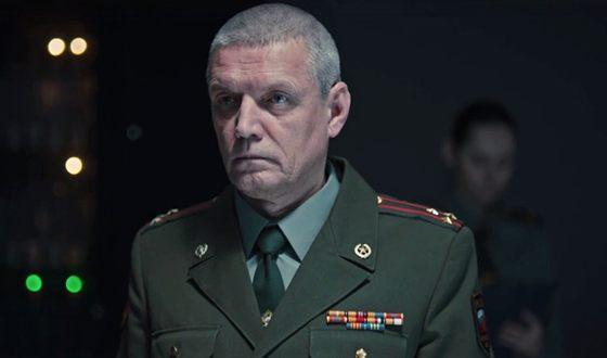 Александр Галибин в фильме «Шуберт»