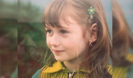 Певица Луна в детстве