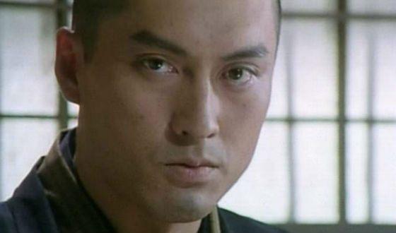Кен Ватанабе в молодости