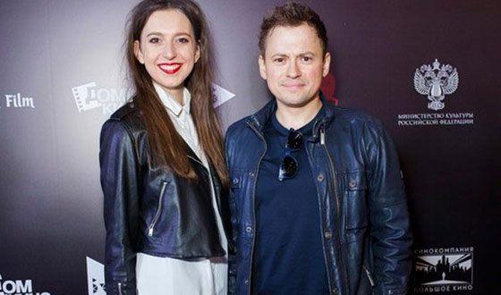 Андрей Гайдулян и его жена Александра Велескевич