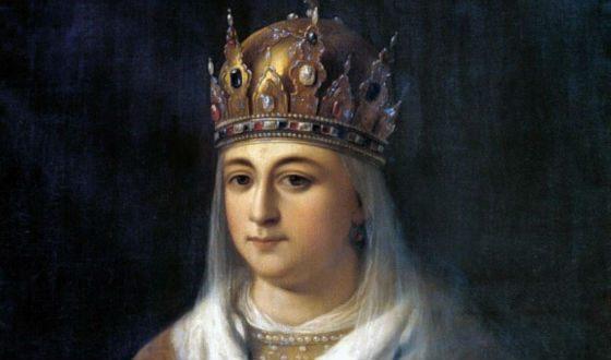Первая жена Петра Первого – Евдокия Лопухина
