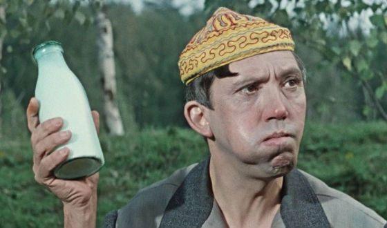 Дебют Юрия Никулина в роли Балбеса