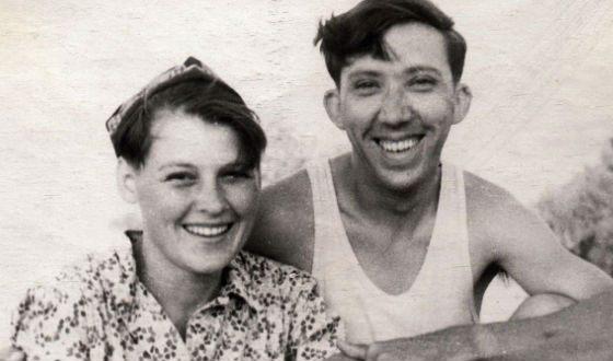 На фото: Юрий Никулин и его жена Татьяна Покровская