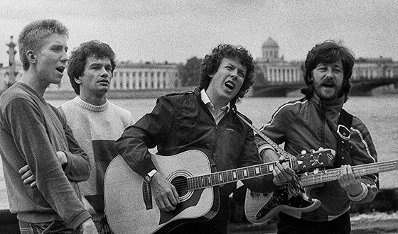 Андрей Макаревич и группа «Машина времени» (1985)
