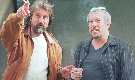 Андрей Макаревич с Леонидом Ярмольником давние друзья