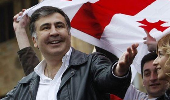 Михаил Саакашвили на досрочных выборах снова победил