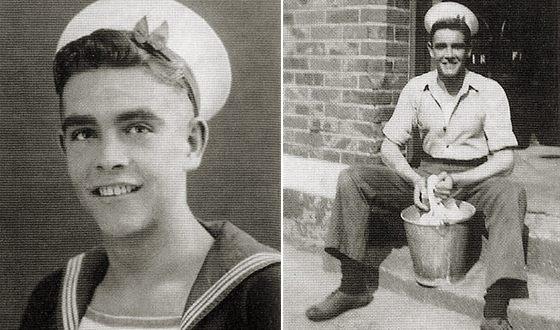 Шон Коннери служил в военно-морском флоте Британии