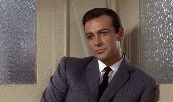 Шон Коннери в детективе «Марни»