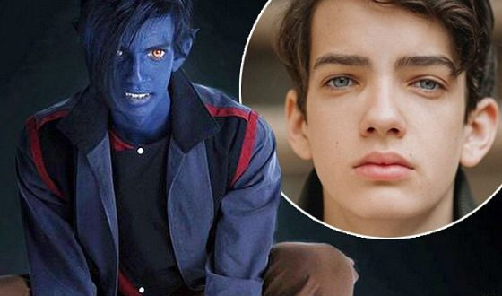 «Люди Икс»: Коди Смит-МакФи в роли Ночного змея