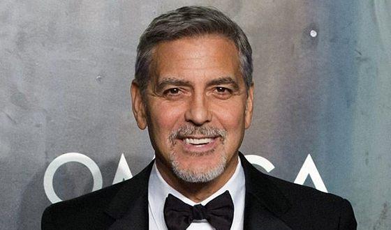 Актер и режиссер Джордж Клуни