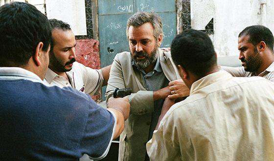 Джордж Клуни в картине «Сириана»