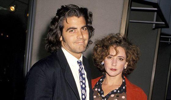 Джордж Клуни и его жена Талии Болсам