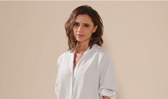 Певица и дизайнер Виктория Бекхэм