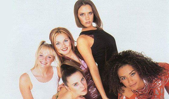 Виктория Бекхэм в Spice Girls