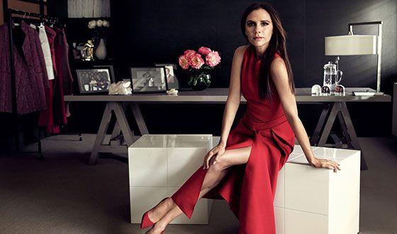 Виктория Бекхэм открыла свой модный дом