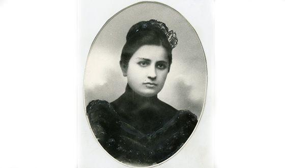Первая жена Сталина Екатерина Сванидзе