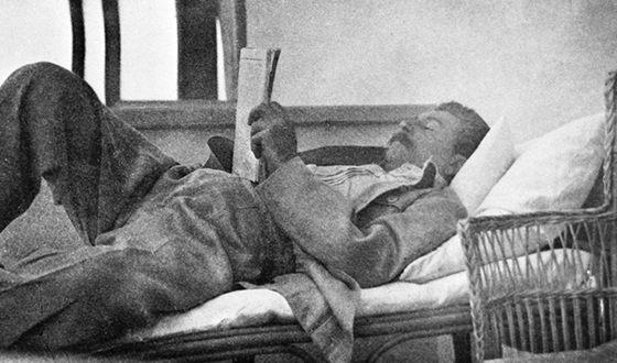 Главным увлечением Сталина было чтение