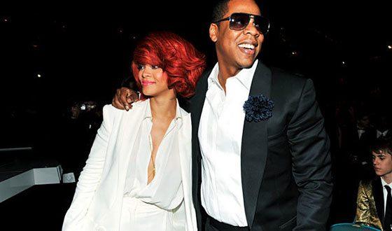 Рианна и Jay Z