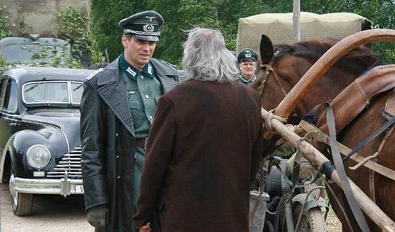 Павел Делонг в картине «В июне 41-го»