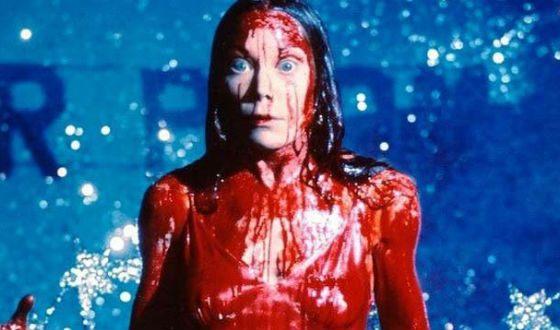 Кадр из фильма «Кэрри»