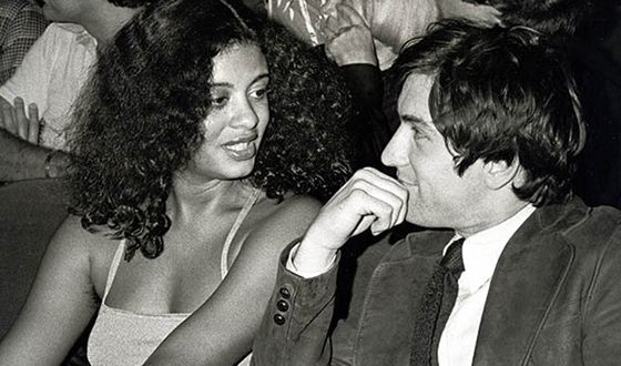 Роберт Де Ниро и его первая жена Дайэнн Эбботт