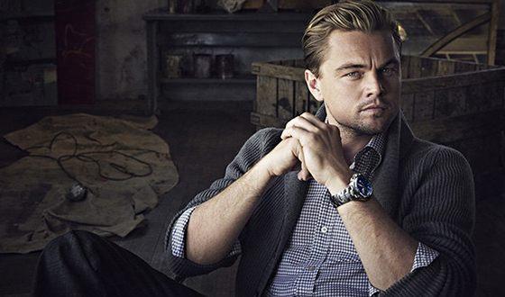 На фото: Леонардо Ди Каприо (Leonardo DiCaprio)