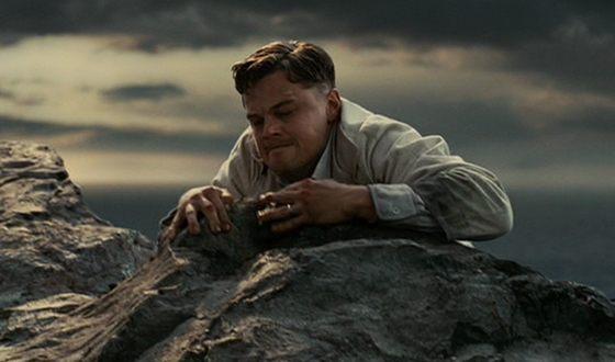 Леонардо Ди Каприо в триллере «Остров проклятых»