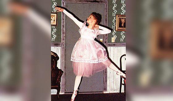 Джессика Честейн с юных лет «заболела» искусством