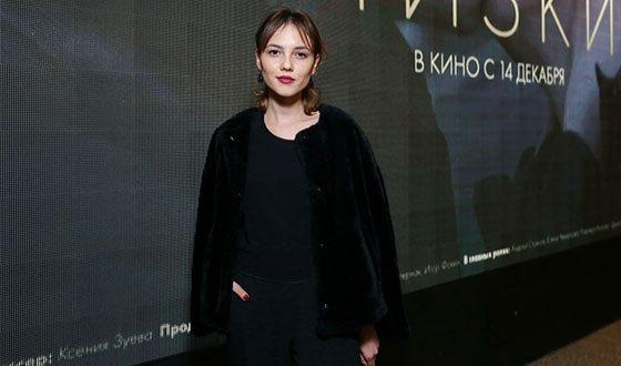 Рост Стаси Милославской – 167 см