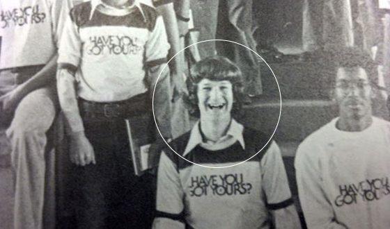 Тим Кук в школьные годы