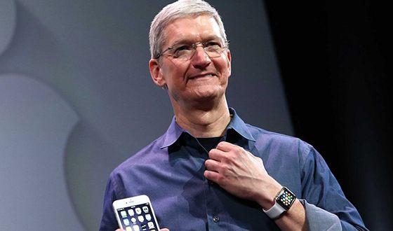 В 2007 году Тим Кук дорос до должности операционного директора Apple