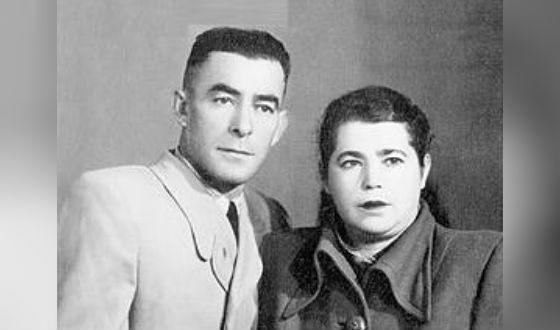 Родители Романа Карцева