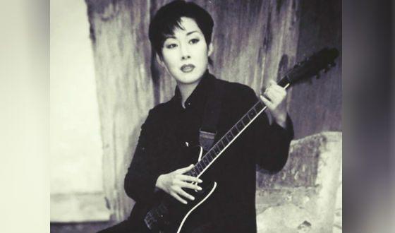 Анита Цой в начале творческого пути