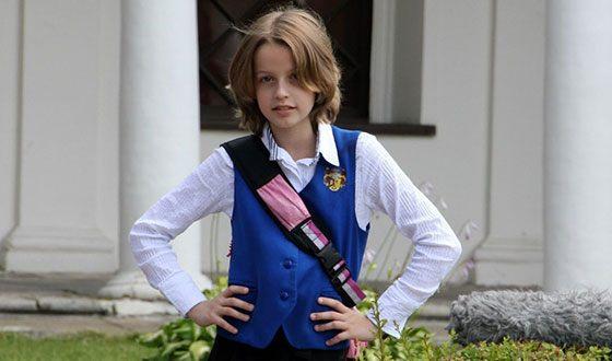 Вероника Корниенко в сериале «Закрытая школа»