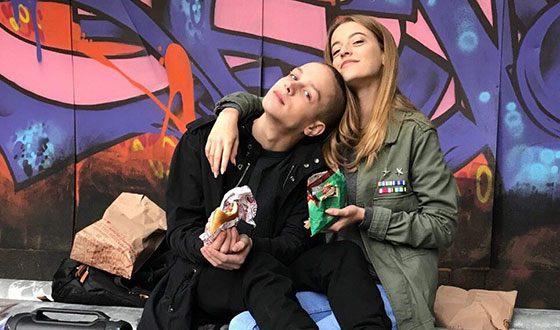 Вероника Корниенко и Глеб Калюжный