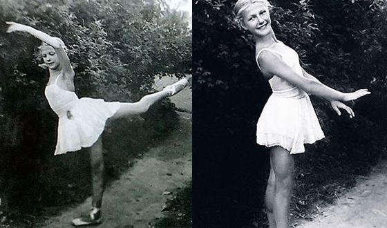 В юности Светлана Дружинина мечтала стать балериной