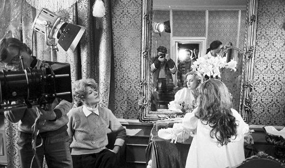 Фото со съемок фильма «Гардемарины, вперед!»