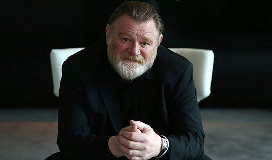 Ирландский актер Брендан Глисон