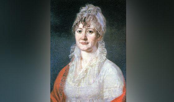 Елизавета Арсеньева – бабушка Лермонтова