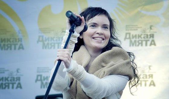 Певица Анна Пингина