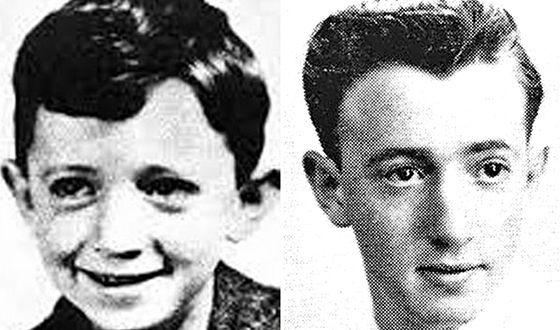 Вуди Аллен в детстве и юности