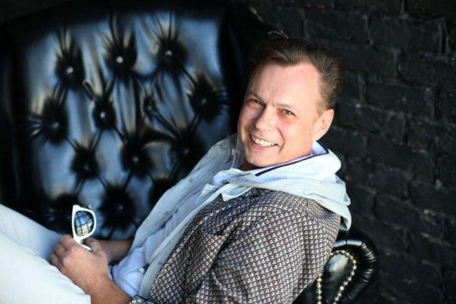 Владимир Левкин - генеральный директор Международного Арт-Фестиваля «Открытое море»
