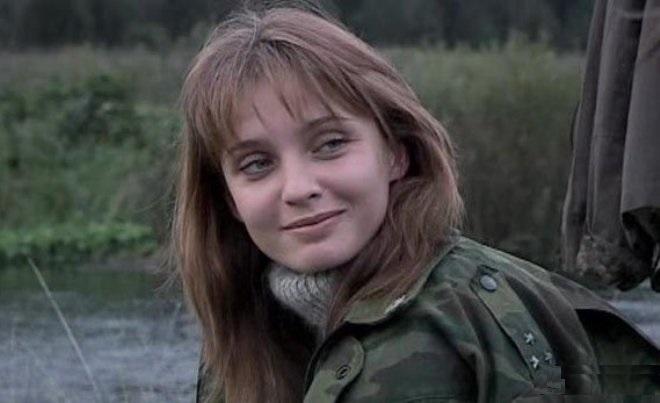 Юлия Жигалина в сериале «Платина»