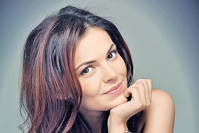 Актриса Зоряна Марченко